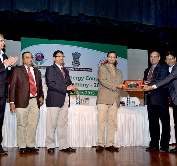 Rajasthan Energy Conservation Award-2015