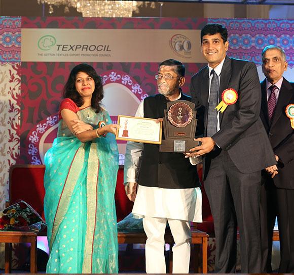 Texprocil Bronze Trophy  2014-15